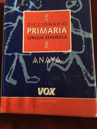 Diccionario Anaya primaria