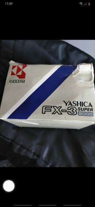 cámara yashica