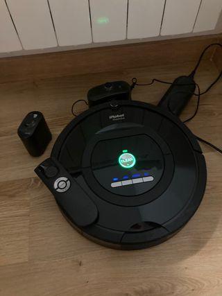 Roomba 770 - robot aspirador