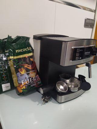 Cafetera espresso cecotec