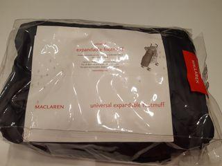 MacLaren Saco universal extensible