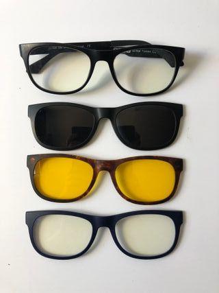 Gafas- Ultem magnetic glasses