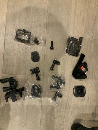 Cámara de vídeo y fotos 4k ultra HD