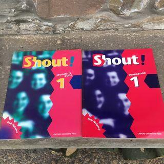 Libro shout 1