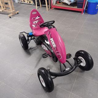 kart pedales niña de 8 a 12 años