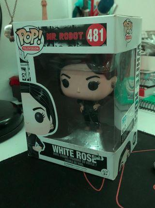 WHITE ROSE 481