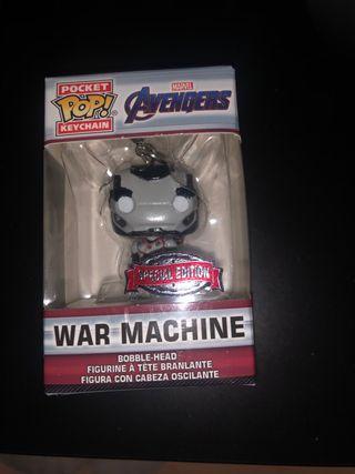 War Machine Pocket Pop edición especial