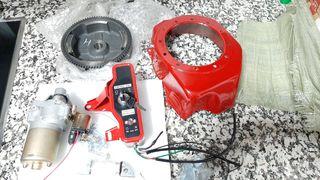 kit de arranque para generador eléctrico