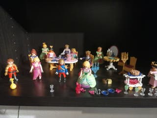 Banquete real playmobil