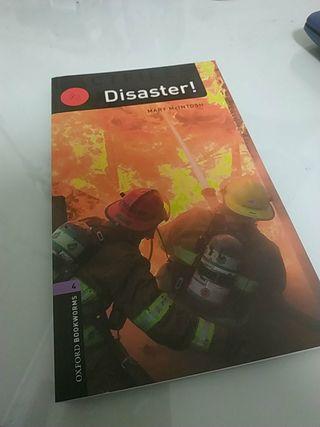 Disaster! libro en inglés editorial oxford
