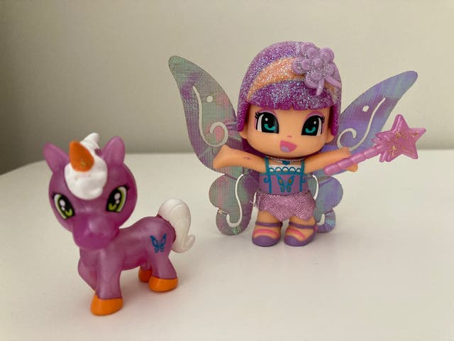Hada, sirena, princesa Pinypon