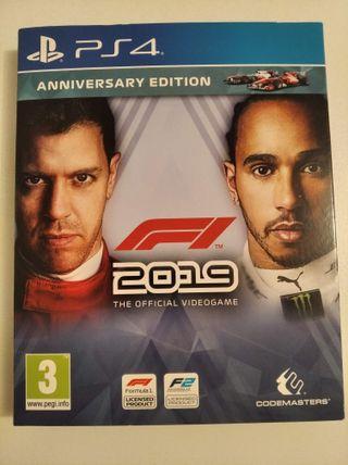 F1 2019 PS