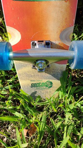 Longboard SECTOR 9 (Nuevo)