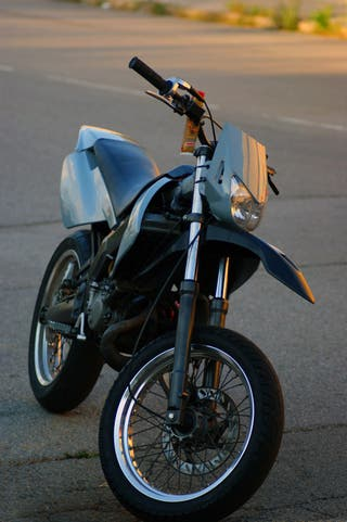 Derbi Senda xtreme 49cc