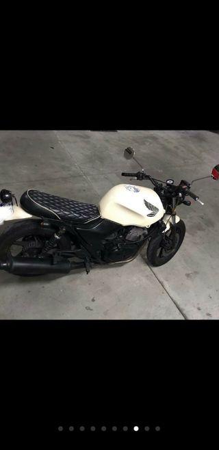 moto en perfecto estado