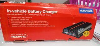 Booster batería para autocaravana o Camper