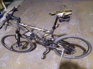 bicicleta scott FX