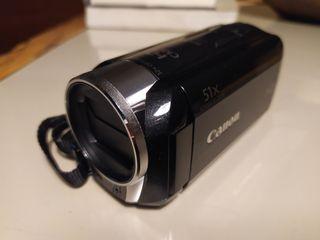 Cámara vídeo Canon Legria HFR306, HD, NUEVA