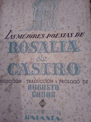 Las Mejores Poesia de Rosalia de Castro