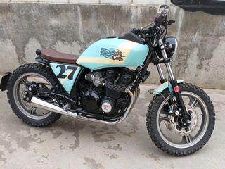 Kawasaki GPZ400C Scrambler