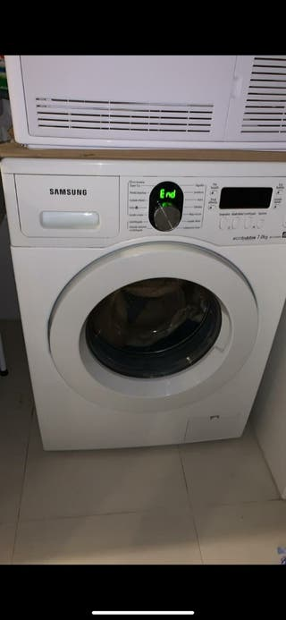 lavadora samsung como nueva
