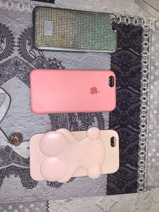 Lote de fundas iPhone 6