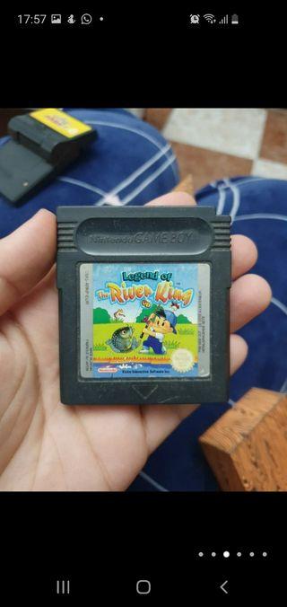 Juego Game Boy