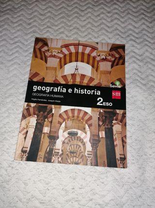 Geografía e Historia . Geografía humana . 2ESO