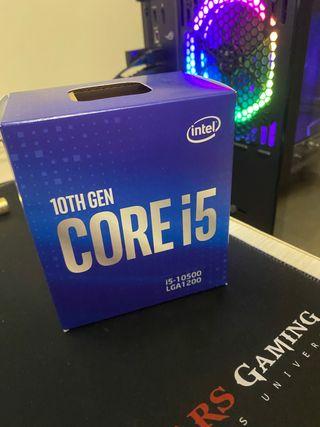 Procesador Intel i5 10500