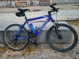 Bicicleta de montaña Megamo natural 26