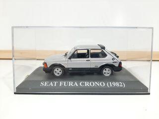 Maqueta Seat Fura Crono (1982)