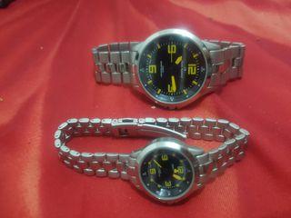 Reloj hombre o mujer Charles Raymond quartz water