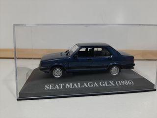 Maqueta Seat Malaga GLX (1986)