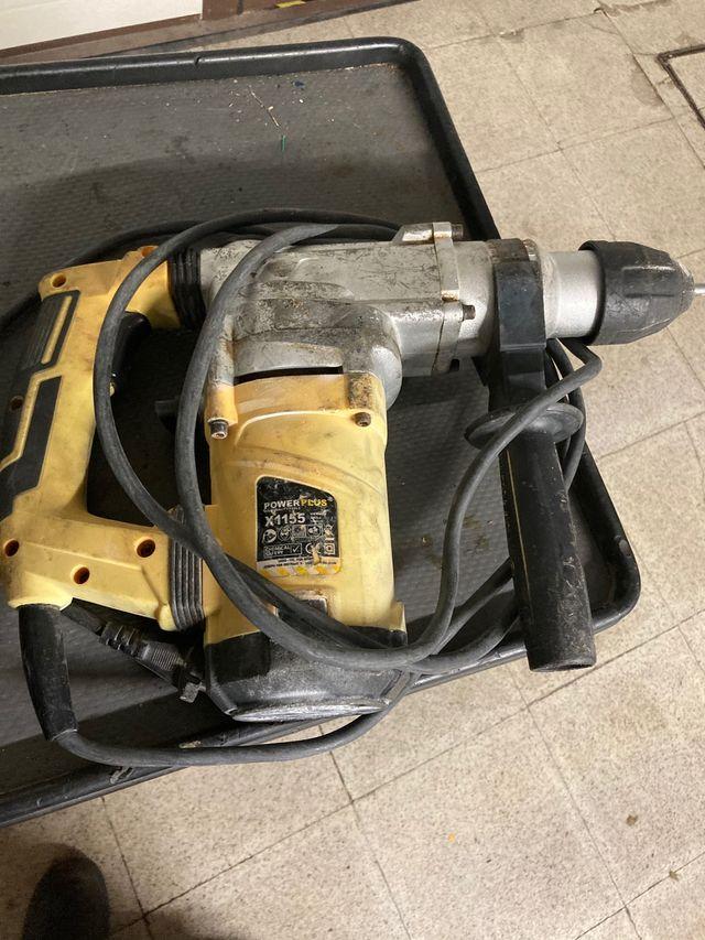 Martillo perforador eléctrico percutor