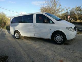 Mercedes Vito Camper-Turismo