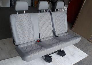Asiento trasero VW Transporter T5