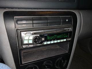 Radio coche Alpine con lector CD