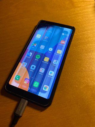 LG G6 (funciona, a arreglar pantalla)