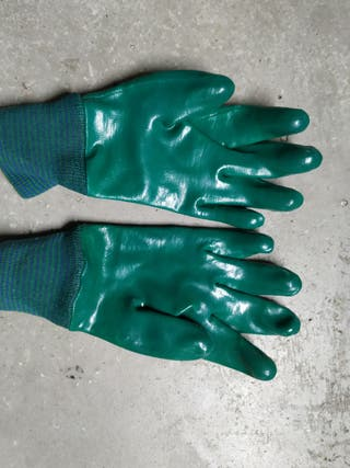 guantes trabajo