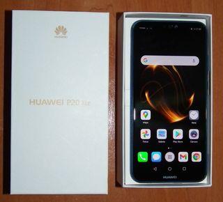 Huawei P20 Lite Klein Blue. 4Gb / 64 Gb
