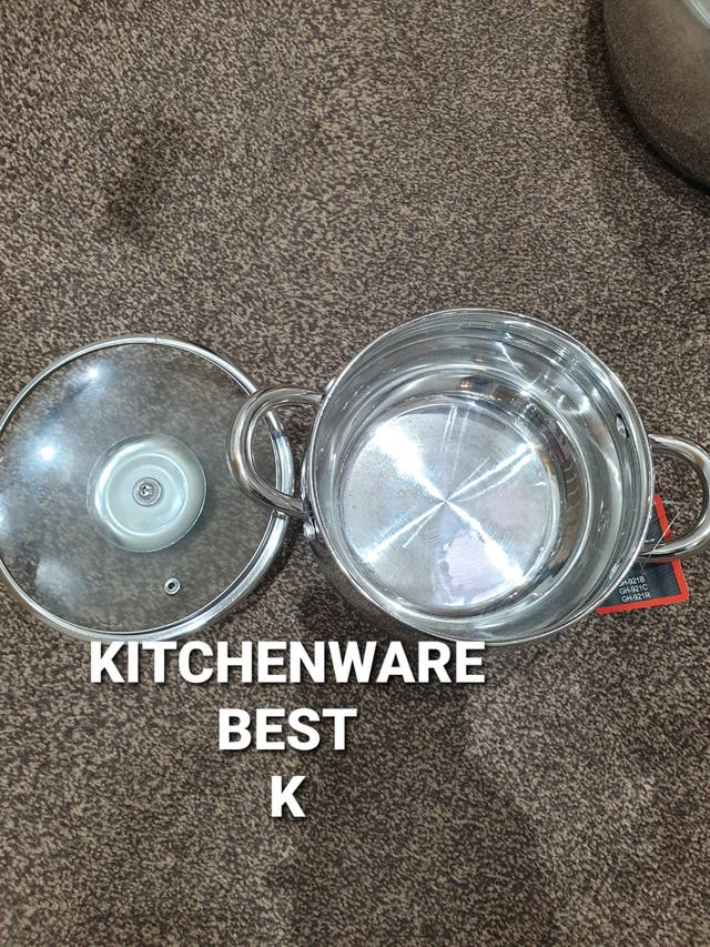 NEW High Quality Stainless Steel 8 PC Cookware Set