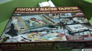 Pintar y hacer tapices