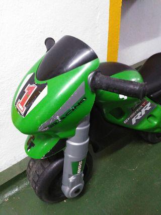 moto juguete niños