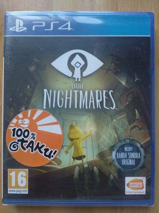 PS4 - Little Nightmares