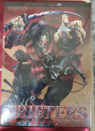 ANIME DRIFTERS DVD