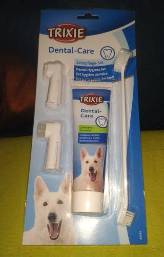 Nuevo A Estrenar.Kit higiene dental para perros