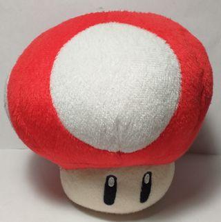 Peluche. Seta Mario Bros.