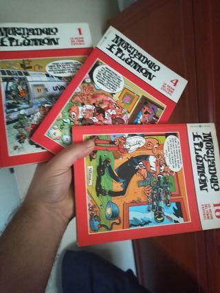 Cómic, cómics, Mortadelo y filemón, Tebeos antiguo
