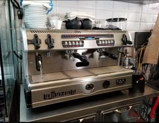 Cafetera profesional Spaziale S5 y molinillo Anfim