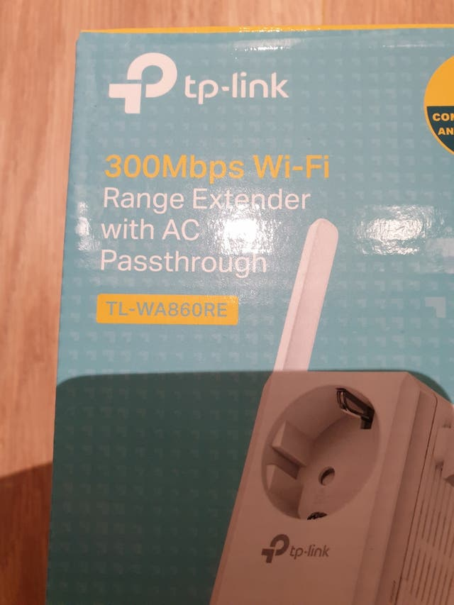 TP-Link TL-WA860RE Repetidor de red Wifi extensor